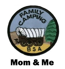 P-27 May Mom & Me Campout @ Camp Thunderbird